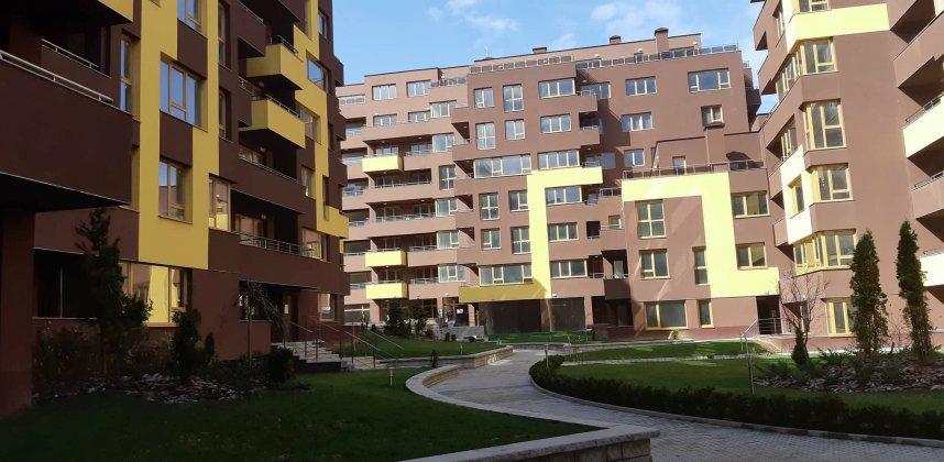 Двустаен апартамент в кв. Манастирски ливади – изток