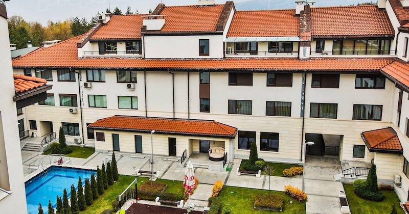 Тристаен апартамент в комплекс Belle Valey