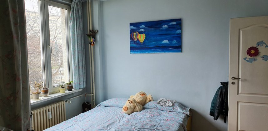 Тристаен апартамент в кв. Иван Вазов
