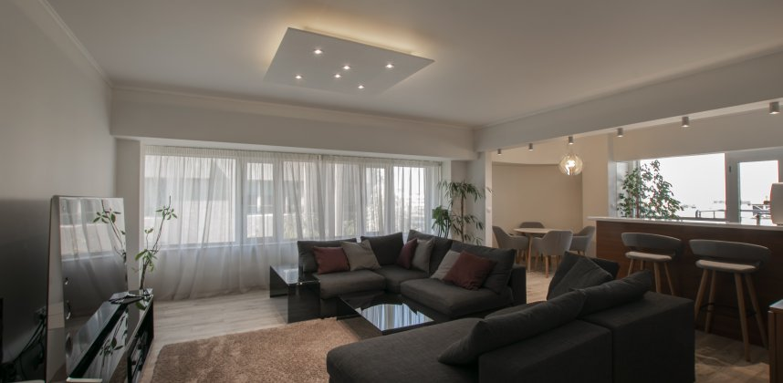 Тристаен апартамент в кв. Лозенец
